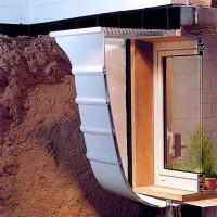 Doświetlacze okien piwnicznych